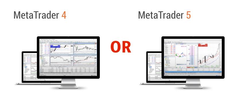 MT4とMT5はどっちがいい?スマホアプリ・PCの違いを比較